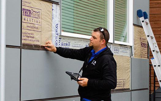 building envelope inspection